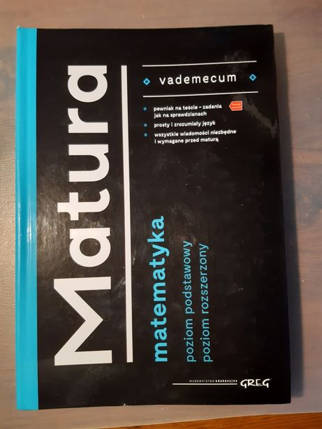 VADAMECUM. Zbiór Zadań Matematyka
