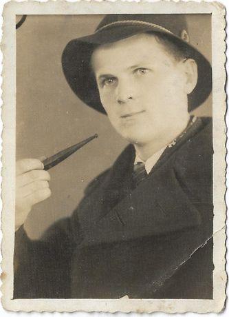 Zdjęcie góral portret 1943 r.
