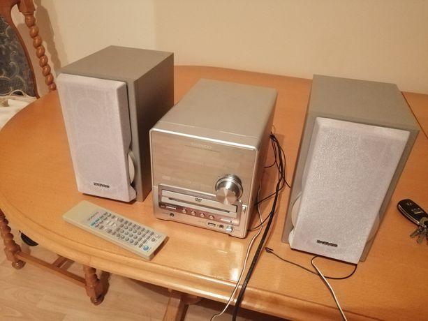 Radio, odtwarzacz CD