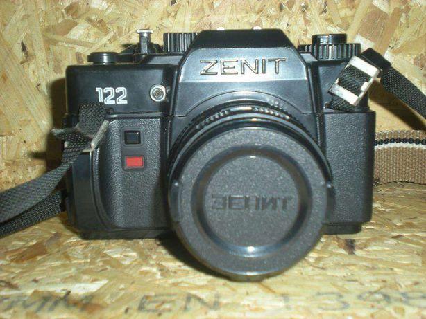 Máquina Fotográfica Reflex - ZENIT 122 (Novo Preço)