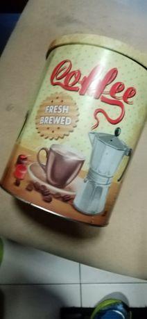 Lata de coffee vintage nova