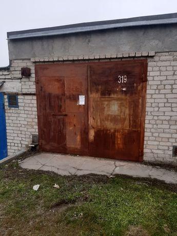Продам капитальный гараж, р.он Осипенковский