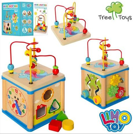 Детская игрушка Сортер лабиринт