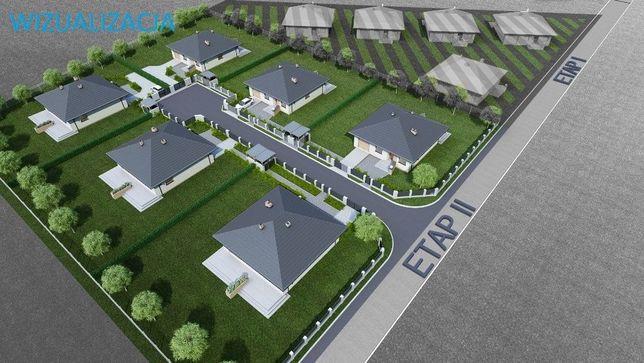 Nowy dom parterowy w cenie mieszkania ! z działką okazja polecamy :)