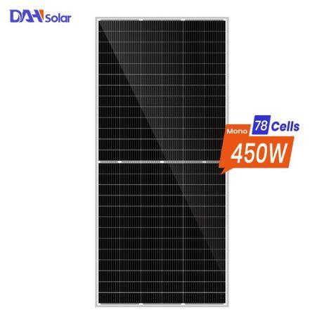 fotowoltaika promocja panele sloneczne 450 W monokrystaliczne panel