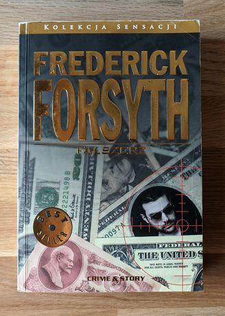 Sensacja (Kolekcja sensacji) Frederick Forsyth - Fałszerz Paczkomat