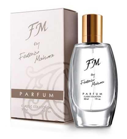 """Wyprzedaż Damskie perfumy FM 252 - zapach w typie """"Szykowne""""."""