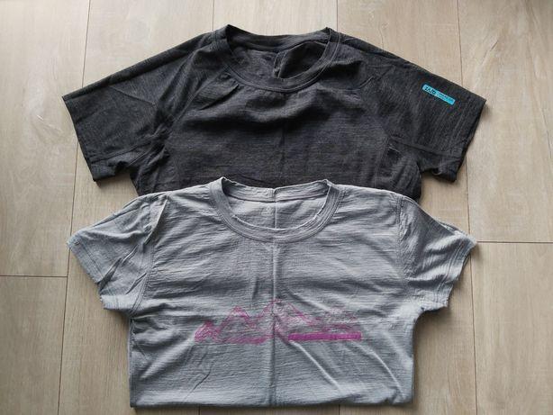 Koszulki bielizna termiczna M Sensor Zajo Merino Active Tee wełna mery