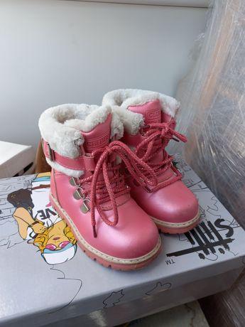 Зимове взуття для принцески