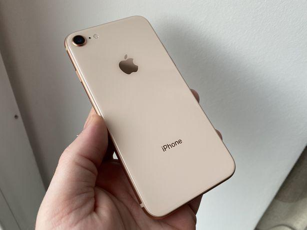 iPhone 8 256gb Gold Neverlock #s0054