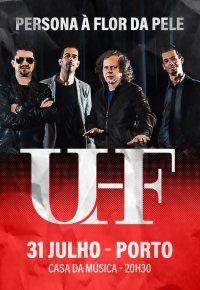 Bilhetes UHF Casa da Música - Porto 31/07