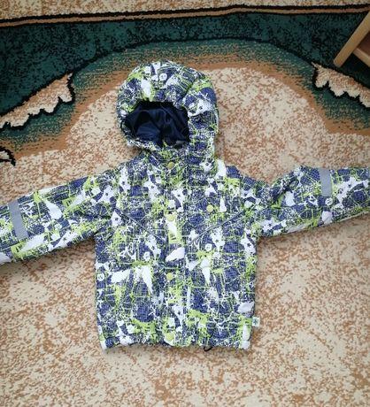Куртка-жилет демисезонная на рост 92 см