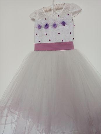 Платье выпускной для девочки,нарядное