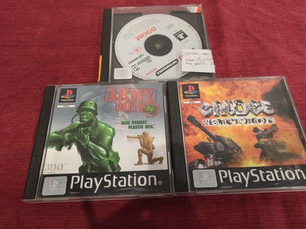 Gry PlayStation (ceny w opisie).