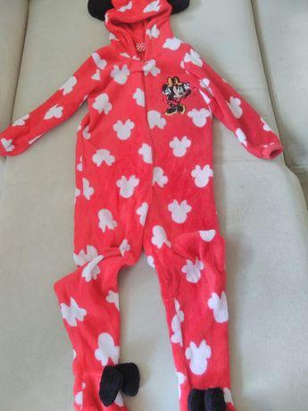 Cieplutka piżamka