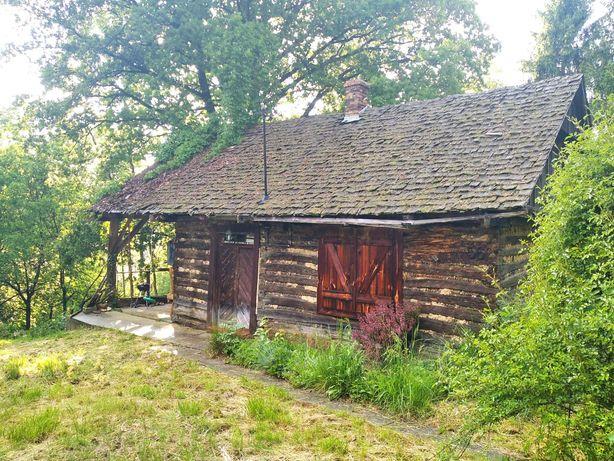 Wynajmę stary dom / domek wakacyjny / działka pole namiotowe Dobczyce