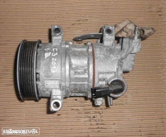 Compressor ac Citroen C3 1.2 gasolina (2013) 9672247080 GE4471503941