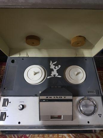 Magnetofon szpulowy UNITRA ZK140T