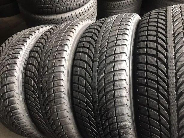 Купить зимние БУ шины резину покрышки 255/60R17 монтаж гарантия подбор