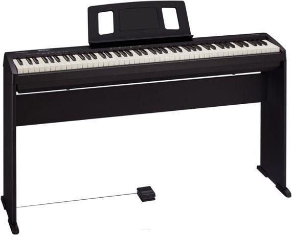 Roland FP 10 BK SET czarny - pianino cyfrowe - NEW