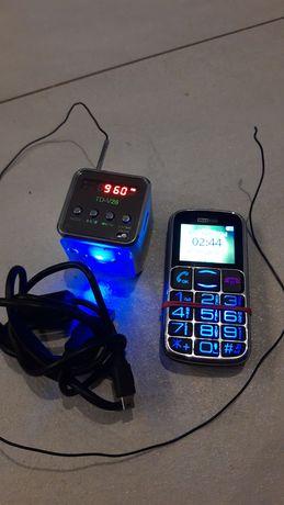 Telefon +radio bezprzewodowe z wyjściem USB Gratis!