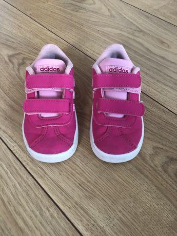 Buty adidas r.21 rozowe