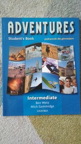 Adventures intermediate podręcznik Oxford