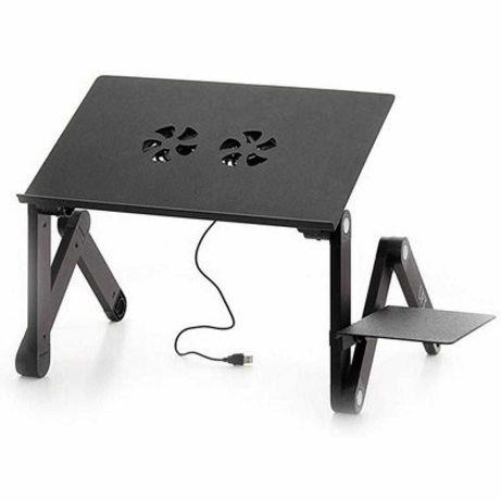 Складной столик для ноутбука с вентилятором UFT Sprinter T6