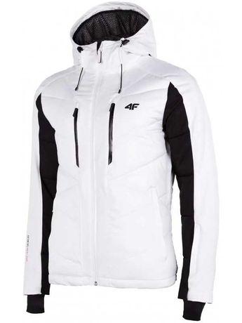 4F kurtka meska S 10000 NeoDry narciarska biała plaszcz zimowa ciepła