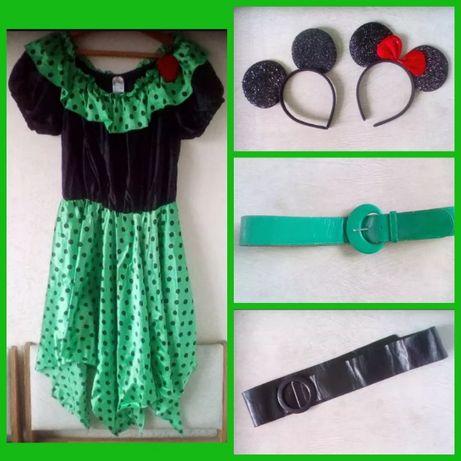 Комплект - костюм мышки Минни-маус размер 42-46