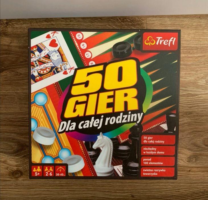 Nowy zestaw 50 gier dla całej rodziny! Wodzisław Śląski - image 1