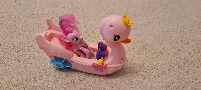 Пони на лебеде, My little pony. Hasbro.