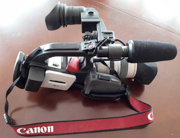Kamera Canon XL1 MiniDV