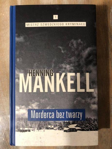 Morderca bez twarzy- Henning Mankell