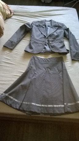 kostium Orsay spódnica garsonka