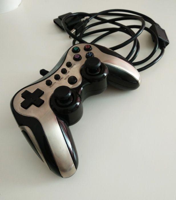 Геймпад джойстик проводной для PC и PS Черкассы - изображение 1