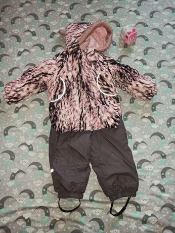 Продам куртку+ полукомбинезон Lenne
