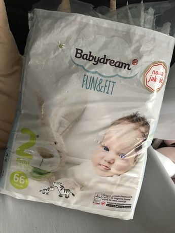 Pampersy babydream
