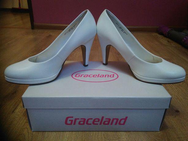 Graceland białe 38