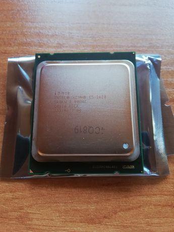 Procesor Intel Xeon e5-2620, oraz Intel Xeon e5 - 2420