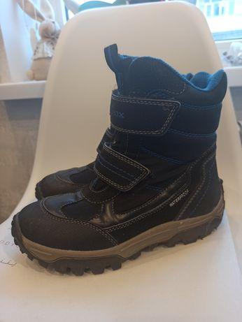 Ботинки Зима термо Geox на мальчика