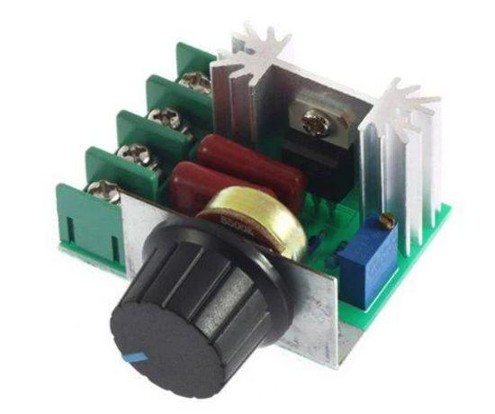 Регулятор мощности,скорости,Диммер 50-220V 2000W