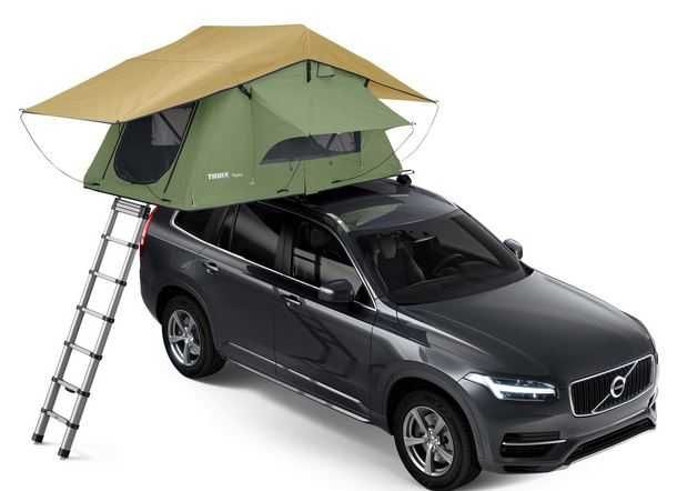 NOWY Namiot dachowy THULE Tepui Kukenam 3
