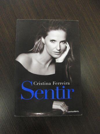 Livro Cristina Ferreira