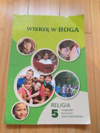 Książka do religii klasa piąta SP
