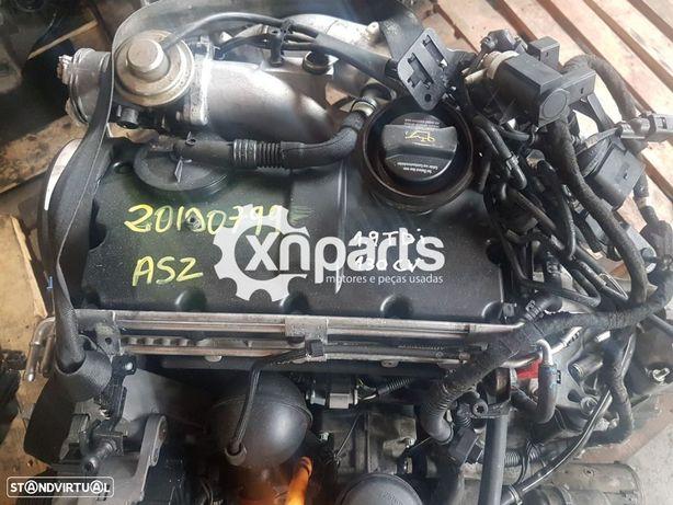 Motor FORD GALAXY (WGR) 1.9 TDI 130CV   04.00 - 05.06 Usado REF. ASZ