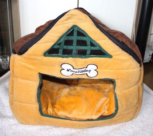 USA legowisko dla psa kot domek namiot kojec poduszka dom budka york