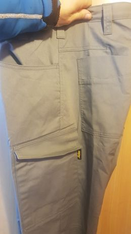 Spodnie robocze snickers nowe