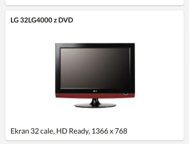 LG 32LG4000 z DVD