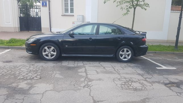 Sprzedam Mazda 6